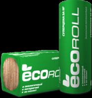 Теплоизоляция ECOroll рулон 50 мм